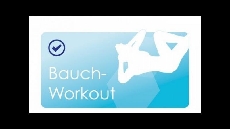 Straffung Muskelaufbau 26: Bauch Workout mit Manuel 30 Minuten