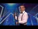 Азербайджанец в образе Чарли Чаплина покорил жюри проекта «America's Got Talent»