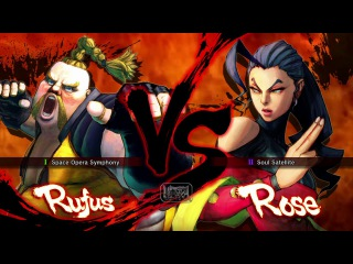 OPSS 8 (28.03.15) USF4 Loosers Anju (Rufus) vs iShootGood (Rose)