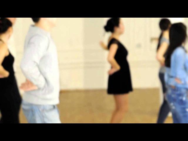Занятие по шарка барка калмыцкий танец
