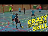Learn Insane Football Skills - The Issy Hitman Akka Futsal Soccer Skill