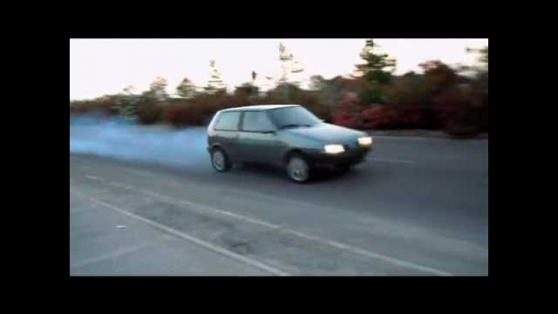 Fiat Uno 2.0 turbo 16v.wmv