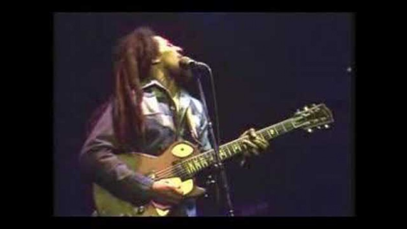 Bob Marley Natural Mystic Live In Dortmund Germany