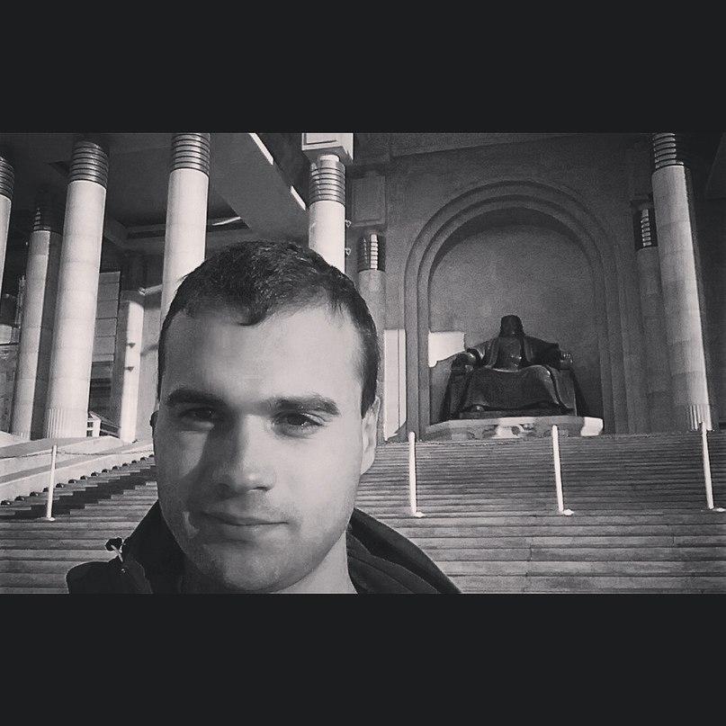 Давид Романика | Москва