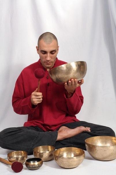 Афиша Калуга  Групповая медитация под звуки тибетских чаш