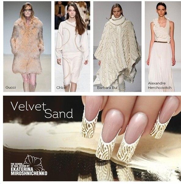 технология дизайна ногтей: