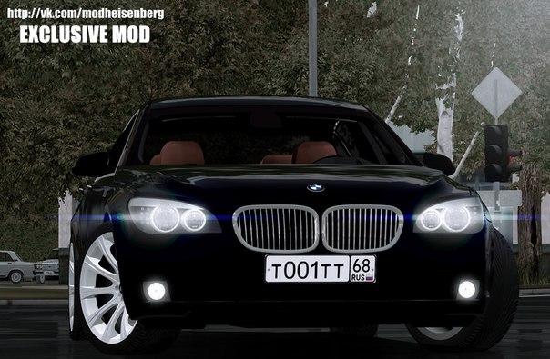 City Car Driving Topic Bmw 740d F01 1 4 1 1 3