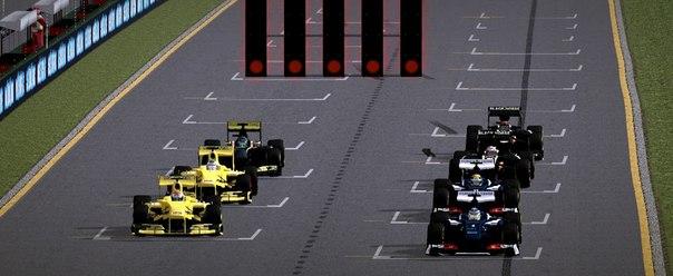 VRC FW 2015 Australia: Тяжелый старт