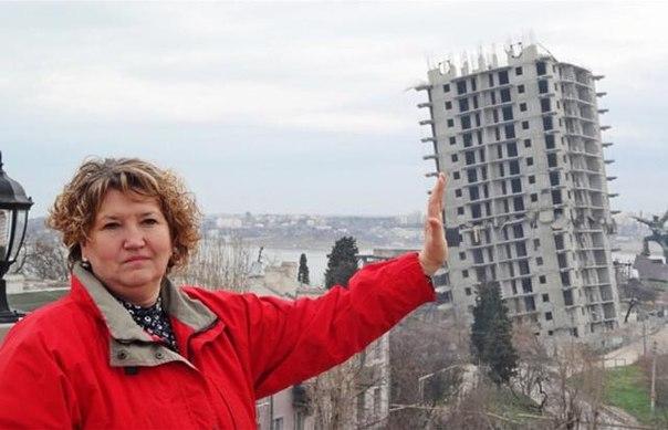Пизанская башня в России