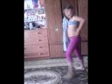 танцовщица восточная))