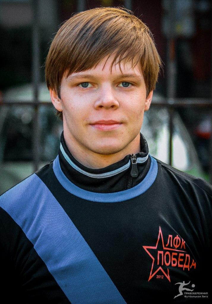 Чариков Алексей