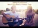 Can't Smile Without You by Barry Manilow Acoustic with Lyrics