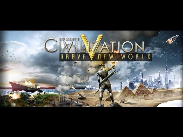 Sid Meier's Civilization V Brave New World Корми людей Обзор