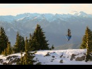 Freeriders Shred Fat Bikes On Snow