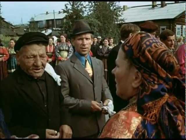 Усть-Цильма (Праздник на Печоре 1976 год)