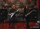 Megadeth - Train Of Consequences Live 1994 David Letterman Show