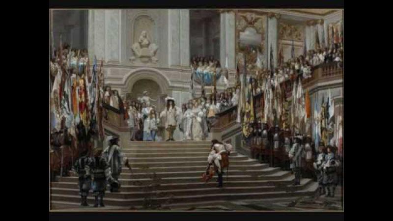 Lully Fanfare pour le Carrousel Royal