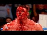 John Cena vs JBL  Один из самых кровавых поединков в WWE