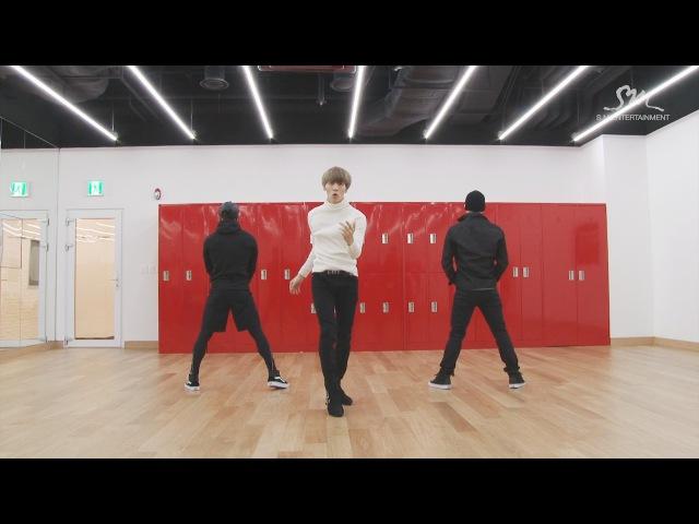 JONGHYUN 종현 '할렐루야 (Hallelujah)' Dance Practice
