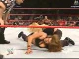 Nidia vs Trish Stratus  -  Heat 30/5/2004