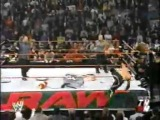 Steven Richards & Jazz vs  Trish Stratus & Bubba Ray Dudley