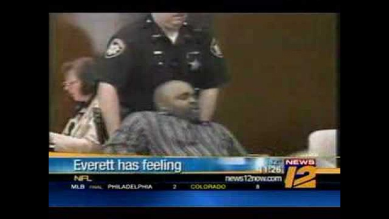 Kevin Everett recovery update - News 12 Blooper 11