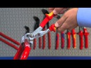 Knipex ТВ из нашей мастерской Семейство переставных клещей