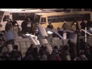 Ад на ЕвроМайдане :: Что творилось в Киеве глазами Беркута :: Это не покажут на Укр-ТВ