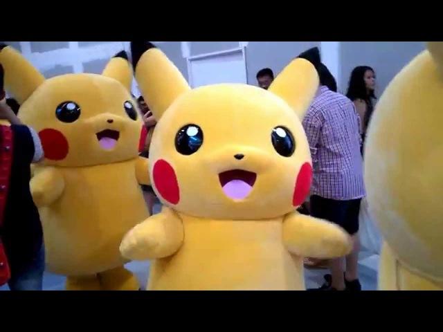 Pikachu Parade @ AEON Mall BSD