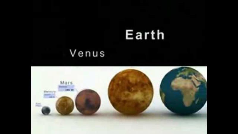 Planets and Stars to Scale_2/Сравнительные размеры звезд, планет_2