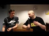 Интервью с s4 ESL One Frankfurt (русские субтитры)