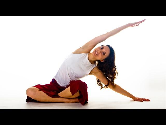 Йога для начинающих Йогатерапия для начинающих с Татьяной Дудиной