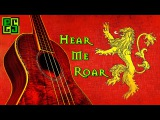 The Rains of Castamere - на укулеле (Game of Thrones, cover) ukulele tabs нотытабы