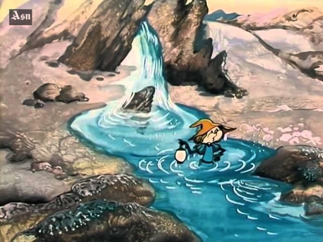 Гномы и Горный король «Союзмультфильм» 1993