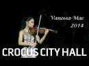 Vanessa-Mae, Moscow, 14.12.2014, Concert at Crocus City Hall