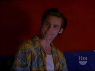 Вырезанная сцена Джима Керри и Cannibal Corpse из фильма Эйс Вентура: Розыск Домашних Животных / Jim Carrey in Ace Ventura in C