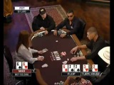 Johnny Chan Folds AA - Amazing Poker Reading