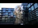 Mechanická hlava na Národní třídě Franz Kafka