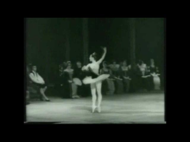 Максимова. Вариация Китри из балета Дон Кихот (Минкус)