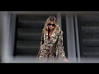 Кейт Мосс в рекламе сумок Gucci