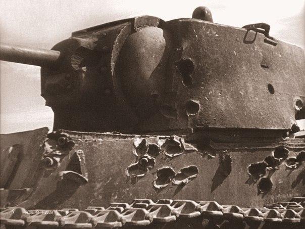 Подвиг лейтенанта Колобанова З.Г.