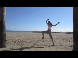 Amazing Sexy Flexible Martial Arts girl - WOW!