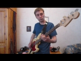 Two Door Cinema Club - What You Know (Bass Cover with TABS)