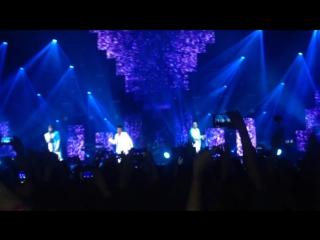 Иванушки на концерте Руки вверх 18+1( 6 ноября 2015)