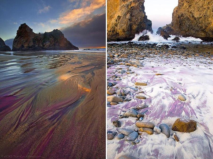 Калифорния пляж