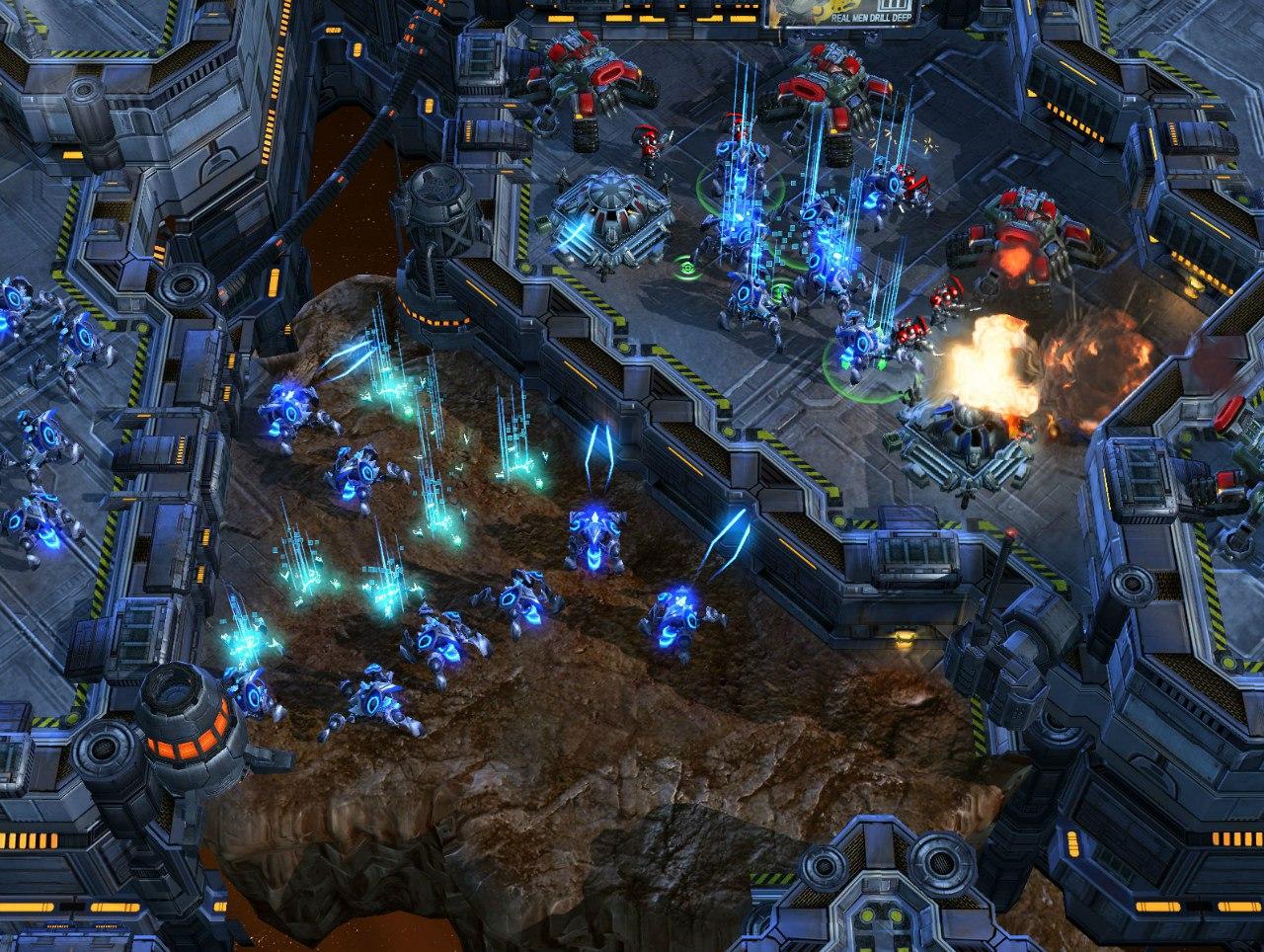 StarCraft II: Wings of Liberty исполнилось 5 лет!