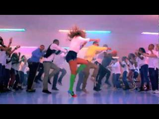 Beyonce - Let's Move! 'Move Your Body' Music Video Official 2011