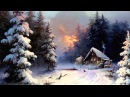 Winter 2013. Зимняя сказка. Времена года. Зимний лес Релакс.
