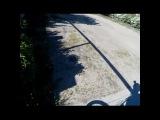 """Вот так вот нудно, почти по прямой, ехал сегодня на работу из Подгорного в Придонской. #наработунавелосипеде #bike2work_karcher #bike2work"""""""