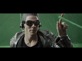 X-MEN: DAYS OF FUTURE PAST — Quicksilver Scene Full VFX Breakdown